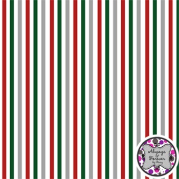 Digital Paper FREEBIE!  Holiday Paper