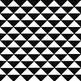 Digital Paper: Geometric Triangles