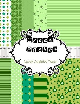 Digital Paper: Green Packet