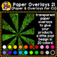 Digital Paper Overlays 21 {Paper & Overlays for CU}
