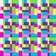 Digital Paper Pack Building Bricks Bright Colors Paper Bac