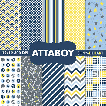Digital Papers - Attaboy