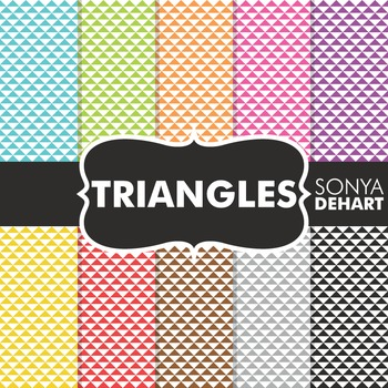 Digital Papers - Triangles