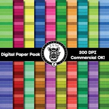 Digital Paper Pack - Vintage 2 -  ZisforZebra