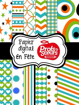 Digital Paper / Party for all