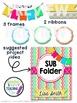 Digital Paper and Frame Mini Kit BRILLIANT