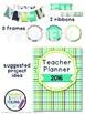 Digital Paper and Frame Mini Kit GROW