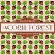 Digital Papers - Acorn And Leaves (DP184)