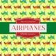 Digital Papers - Airplanes (DP4084)