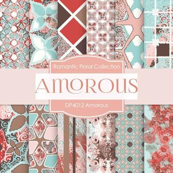 Digital Papers - Amorous (DP4012)