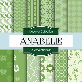 Digital Papers -  Anabelle (DP2363)