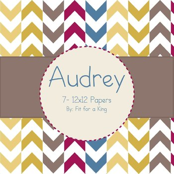 Digital Papers: Audrey