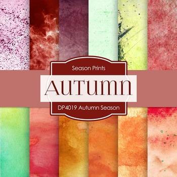 Digital Papers - Autumn Season (DP4019)