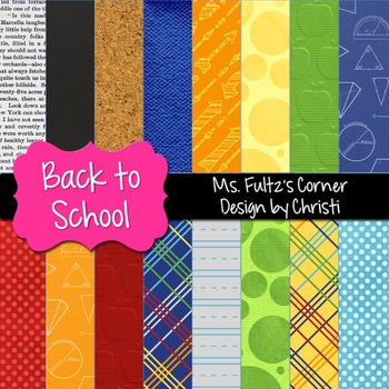 Digital Papers: Back to School