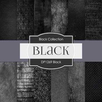 Digital Papers - Black (DP1269)