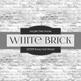Digital Papers - Bleached Brick (DP009)