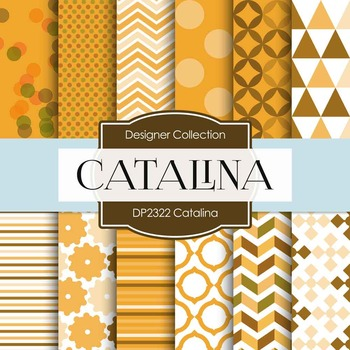 Digital Papers - Catalina (DP2322)
