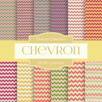 Digital Papers - Chevrons (DP1961)