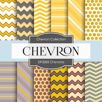 Digital Papers - Chevrons (DP2083)