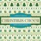 Digital Papers - Christmas Prints (DP3715)