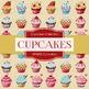 Digital Papers - Cupcakes (DP4253)