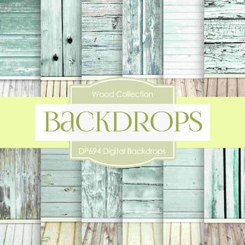 Digital Papers - Digital Backdrops (DP694)