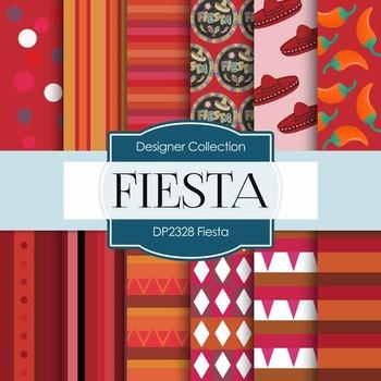 Digital Papers - Fiesta (DP2328)