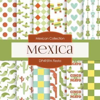 Digital Papers - Fiesta (DP4959A)