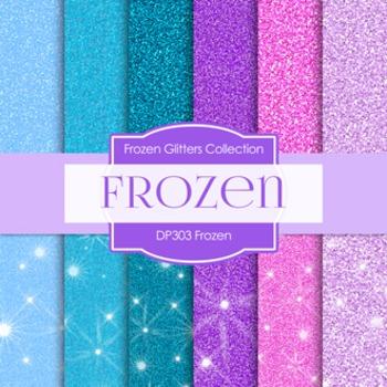 Digital Papers - Frozen (DP303)