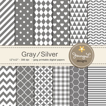Digital Papers : Gray