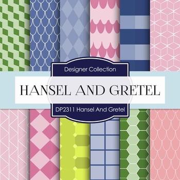 Digital Papers - Hansel And Gretel (DP2311)