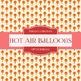 Digital Papers - Hot Air Balloons (DP154)