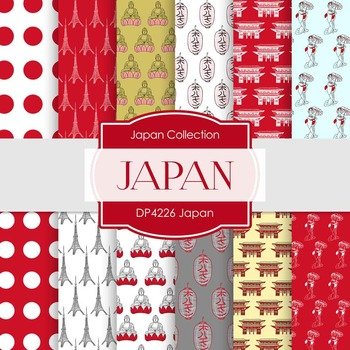 Digital Papers - Japan (DP4226)