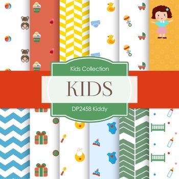 Digital Papers - Kiddy (DP2458)
