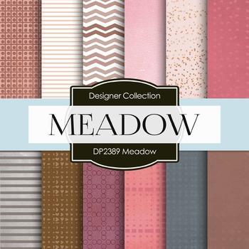 Digital Papers - Meadow (DP2389)