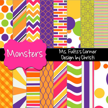 Digital Papers: Monsters