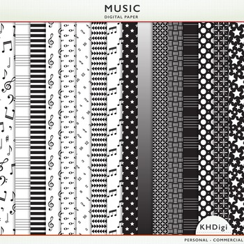 Digital Papers - Music