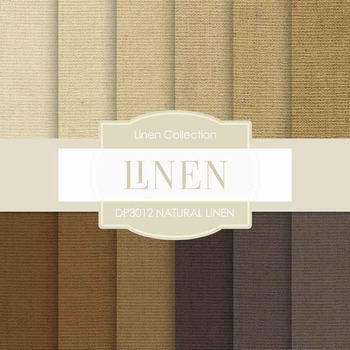 Digital Papers - Natural Linen (DP3012)