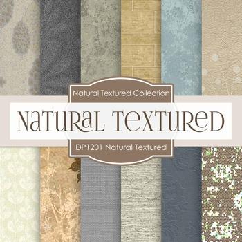 Digital Papers - Natural Textured (DP1201)