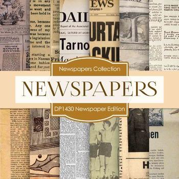 Digital Papers - Newspaper Edition (DP1430)