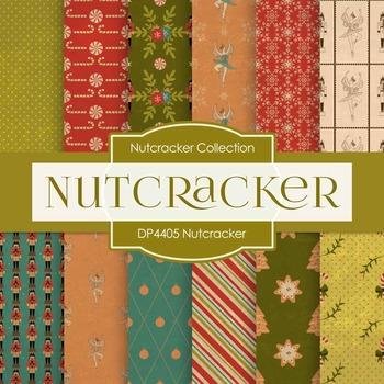 Digital Papers - Nutcracker (DP4205)