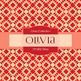 Digital Papers - Olivia (DP1803)