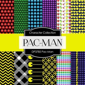 Digital Papers - Pac-Man (DP3785)