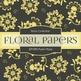 Digital Papers - Pastel Floral (DP1295)