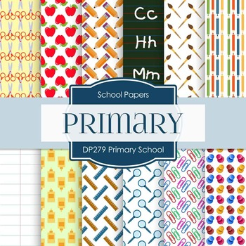 Digital Papers - Primary School (DP279)