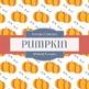 Digital Papers - Pumpkin (DP4964B)