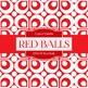 Digital Papers - Red Balls (DP4159)