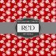 Digital Papers - Red (DP1180)
