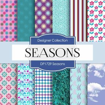 Digital Papers - Seasons (DP1729)