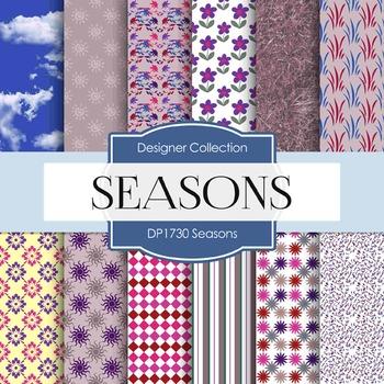 Digital Papers - Seasons (DP1730)